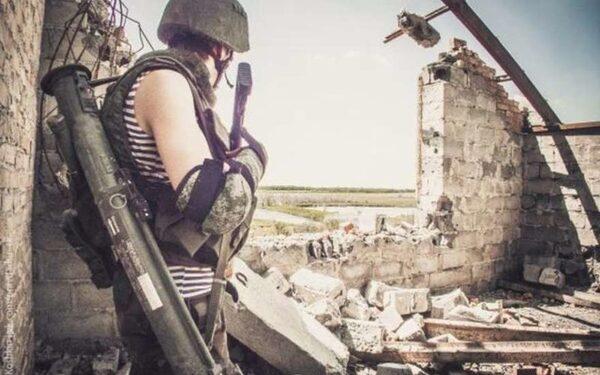 Под Донецком в Спартаке идут бои