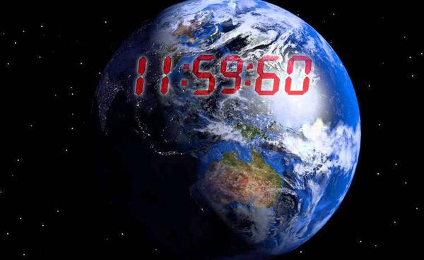 Новости науки: 30 июня будет на секунду длиннее