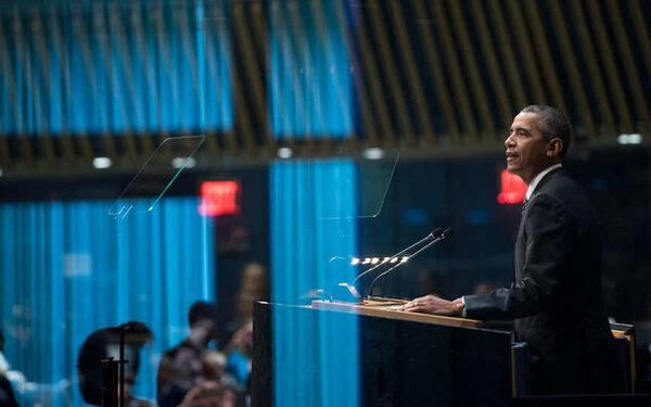 Прямая трансляция Путина в ООН может быть отложена из-за того, что Барак Обама затягивает время