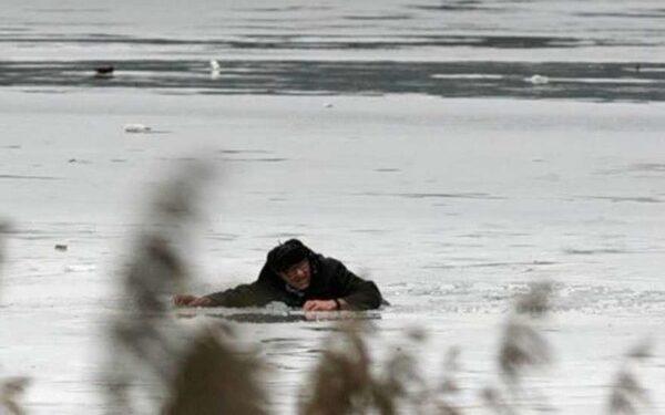 На озере Сунгуль погиб 71-летний рыбак