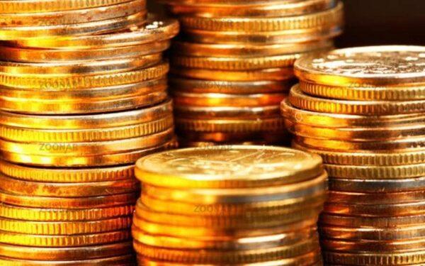 Международные резервы РФ за год сократились на 124 млрд долларов
