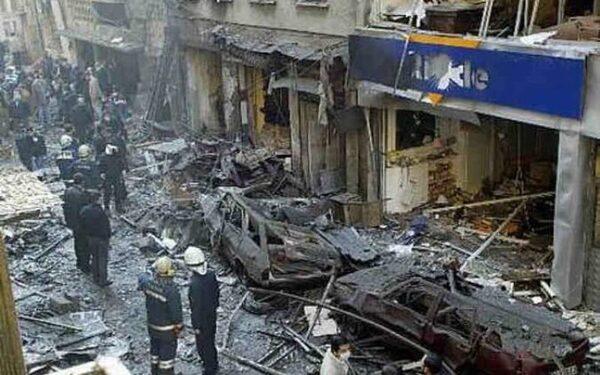 Стамбул, взрыв, смертница, происшествие, теракт