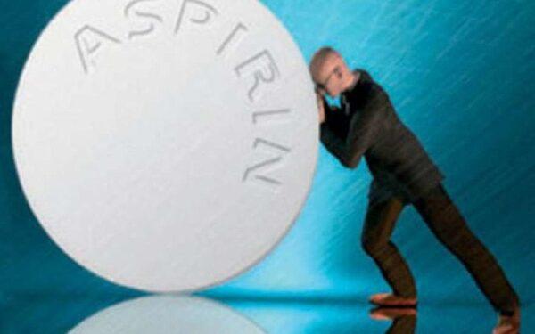 подавляющее большинство принимает аспирин напрасно