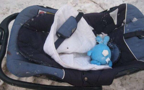 В петербурге в ДТП пострадал грудной ребенок
