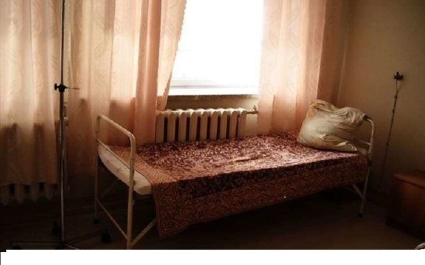 В Самарском госпитале от отека легкого скончался солдат