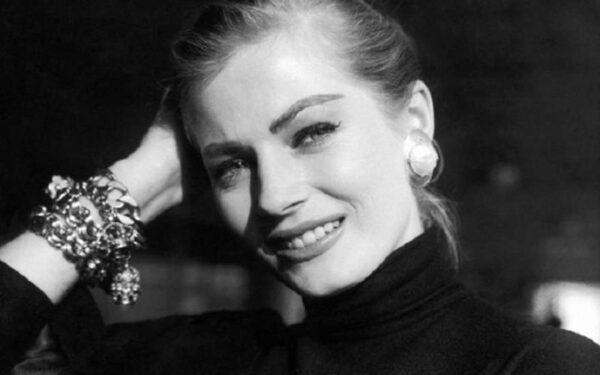 В Италии умерла звезда «Сладкой жизни» Анита Экберг