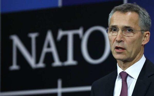 Генсек НАТО Столтенеберг обвинил Россию в нарушении границ Украины