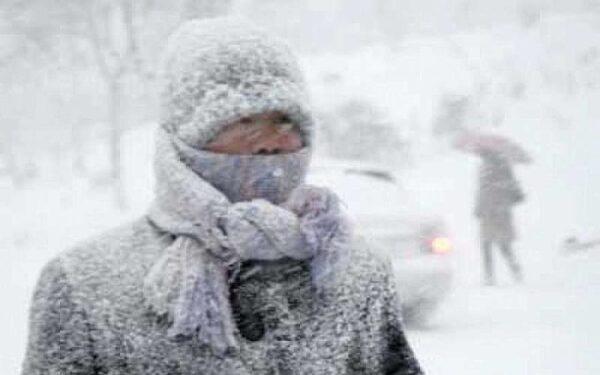В ночь перед Рождеством морозы в Москве усилятся