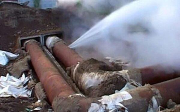 В нижегородской Выксе 50 тысяч человек остались без воды