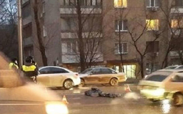 дважды сбили пешехода