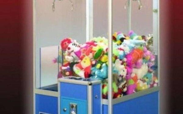 В Хакасии мужчина разбил в магазине автомат с игрушками из-за 20 рублей