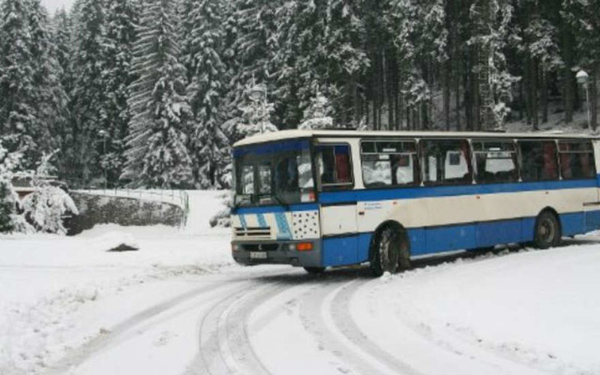 эвакуация из автобуса