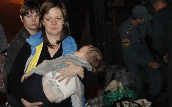 Беженцы из Украины - количество превысило 1,2 млн человек