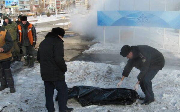 В Казани бомж заживо сварился в кипятке