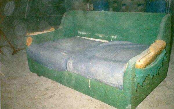 В Орле женщина пострадала от собственного дивана