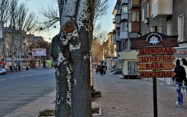 В ДНР дефицит продовольствия из-за закрытия пропускных пунктов Украиной