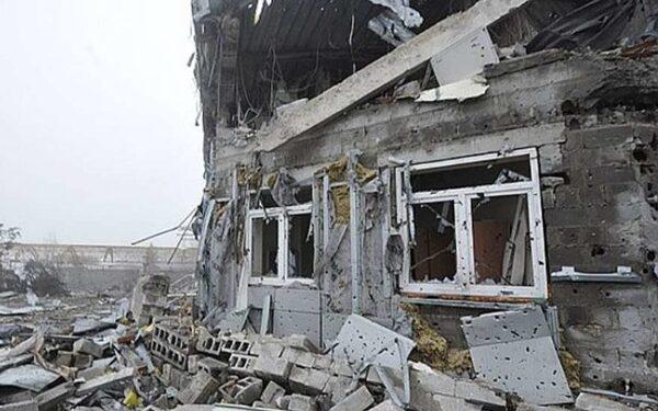 Украинские силовики обстреляли из артиллерии Донецк