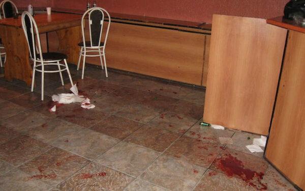 В результате драки в кафе один мужчина в коме
