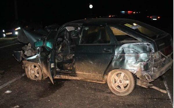 Под Краснодаром  смертельное ДТП: автоледи «угробила» двух пассажиров «копейки»