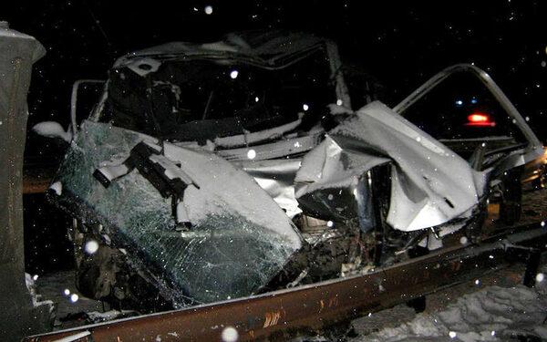 В Новосибирске пострадали в ДТП две девочки и двое взрослых