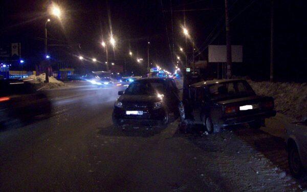 ДТП в Тольятти