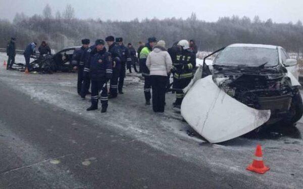ДТП, Вологодская область, Вологда, авария, происшествие