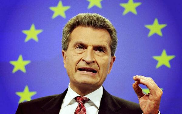 """Еврокомиссия рассмотрит, как ей существовать с """"Турецким потоком"""" от Газпрома"""
