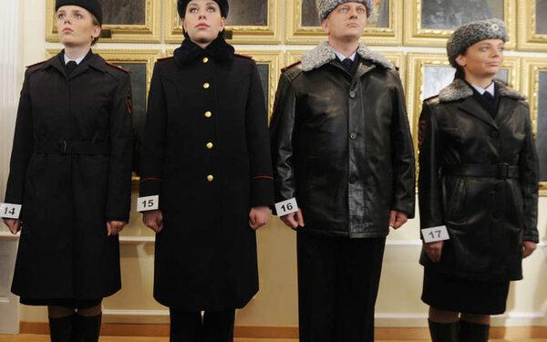 В Москве украли трейлер с зимней формой для 2000 сотрудников МВД: подозреваемого нашли, а обмундирование нет ФОТО