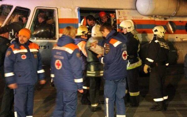 В Петербурге в ДТП пострадали восемь человек
