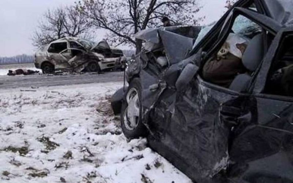 ДТП на трассе Петербург - Псков, пострадали четверо