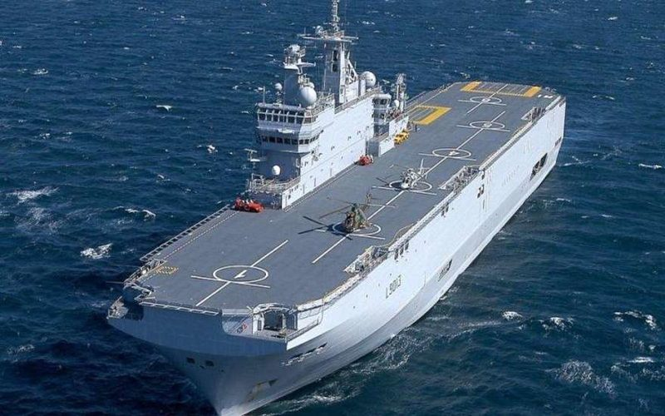 Россия требует от Франции ответа по поводу непоставки «Мистраль»