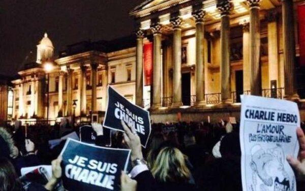Пушков осудил Порошенко за участие в марше в Париже