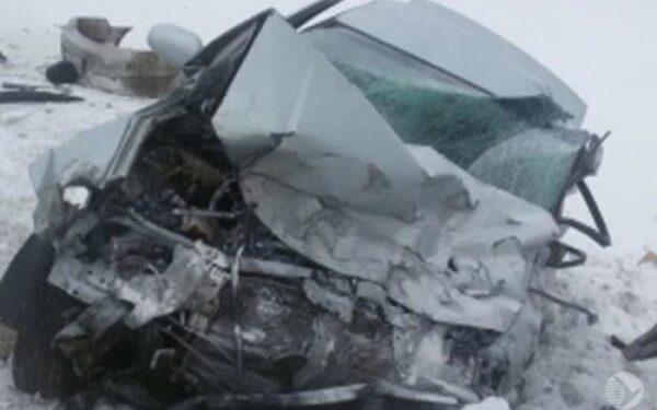В Пензенской области смертельное ДТП, двое погибли