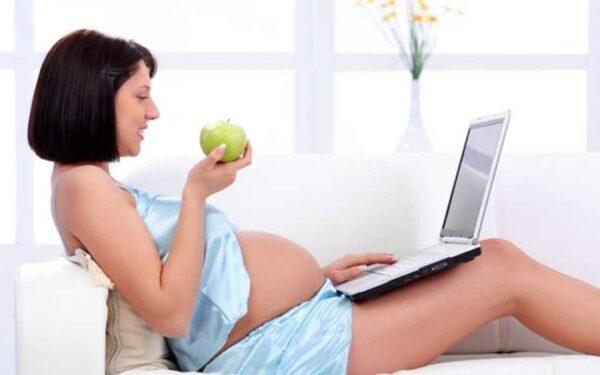 Беременность не влияет на эффективность работы мозга женщин