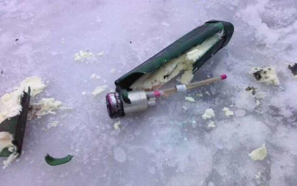 В Горловке обнаружены мины с датчиком самоуничтожения