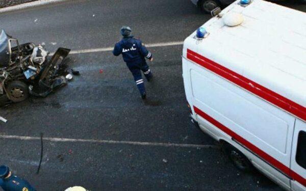 В Москве в ДТП пострадали четверо, в том числе ребенок