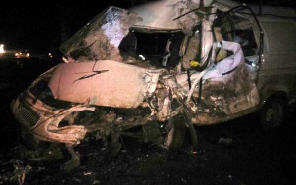 На трассе М-4 «Дон» «Газель» столкнулась с большегрузом «MAN», есть погибший