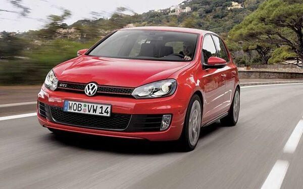 Volfswagen Golf стал самым продаваемым автомобилем в Европе