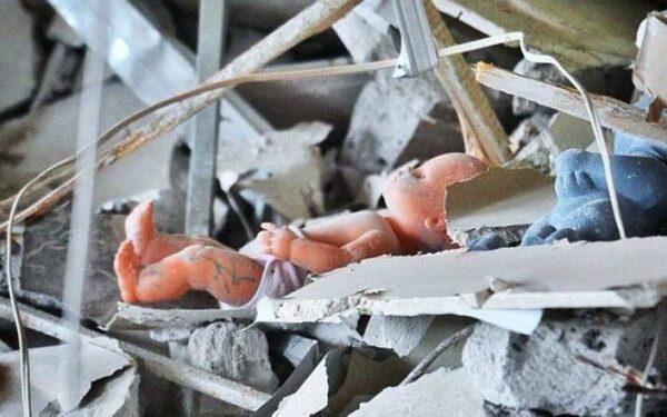 Горловка: более 30 детей и взрослых убиты «слепым» авиаударом 500-киллограмовыми бомбами (добавлено видео)