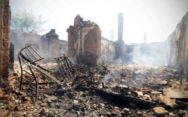 Горловка: под обстрел попали наблюдатели ОБСЕ