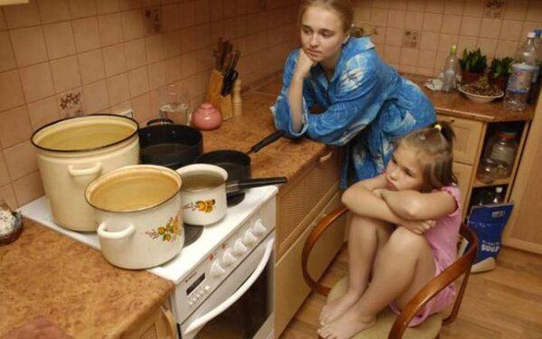 В Москве за «тёпленькую» воду из под крана мужчине вернули 47 тысяч рублей
