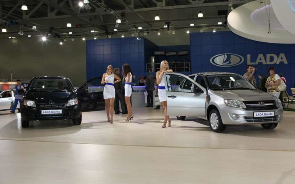 В 2014 году Lada Granta стала самой продаваемой моделью в России