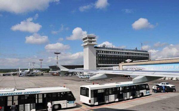 Хабаровский аэропорт обзавёлся новым логотипом – им стал летающий медведь ФОТО