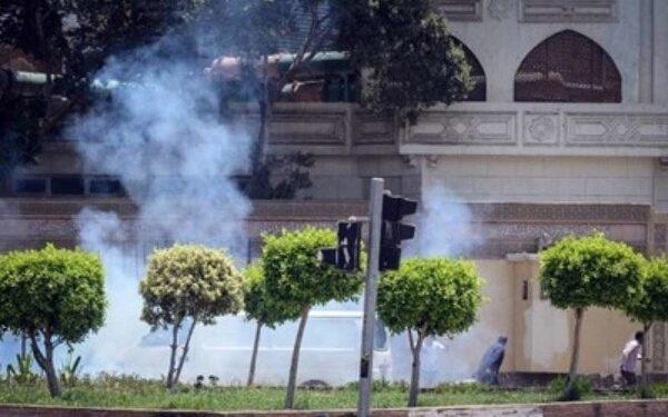 В Каире около президентского дворца прогремел взрыв, есть пострадавшие