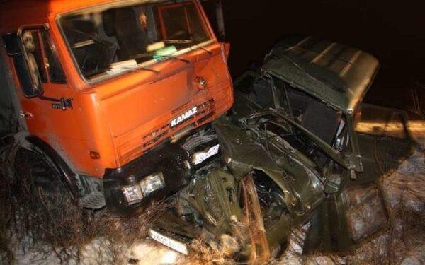 В Приморье пять человек стали жертвами серьезного ДТП с КаМАЗом и УАЗом