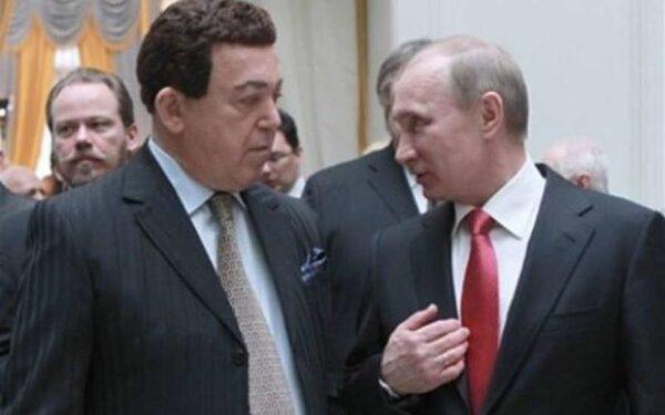 Иосиф Кобзон рассказал, на ком женился во второй раз Владимир Путин