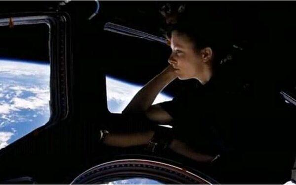 Nasa опубликовал снимок космического полнолуния