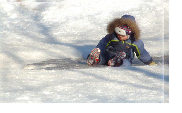 В Железноводске школьник спас двух малышей провалившихся под лед