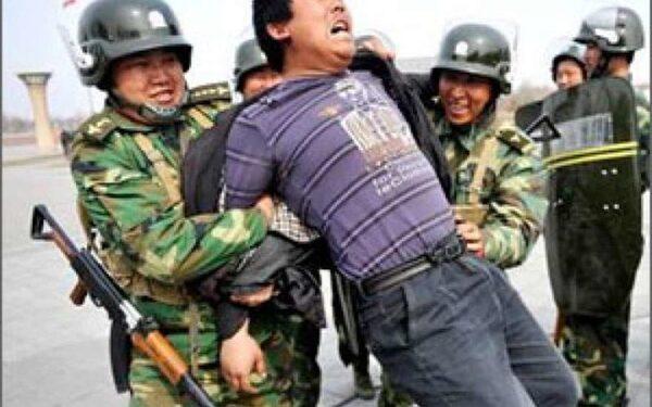 В Китае предотвратили терракт на рынке уеза Шулэ