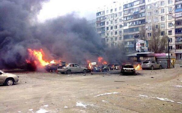 Минобороны РФ назвало «лепниной и сеансом разоблачения» видео СБУ с «наводчиком» об обстреле Мариуполя